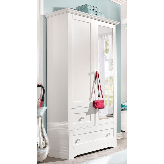 Home affaire Garderobenschrank »Lourdes«