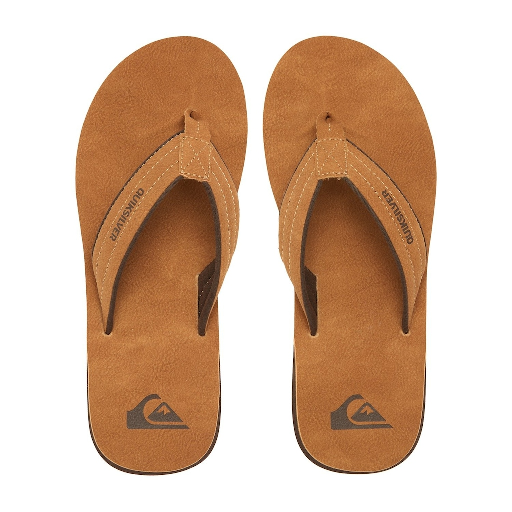 Quiksilver Sandale »Carver Nubuck«