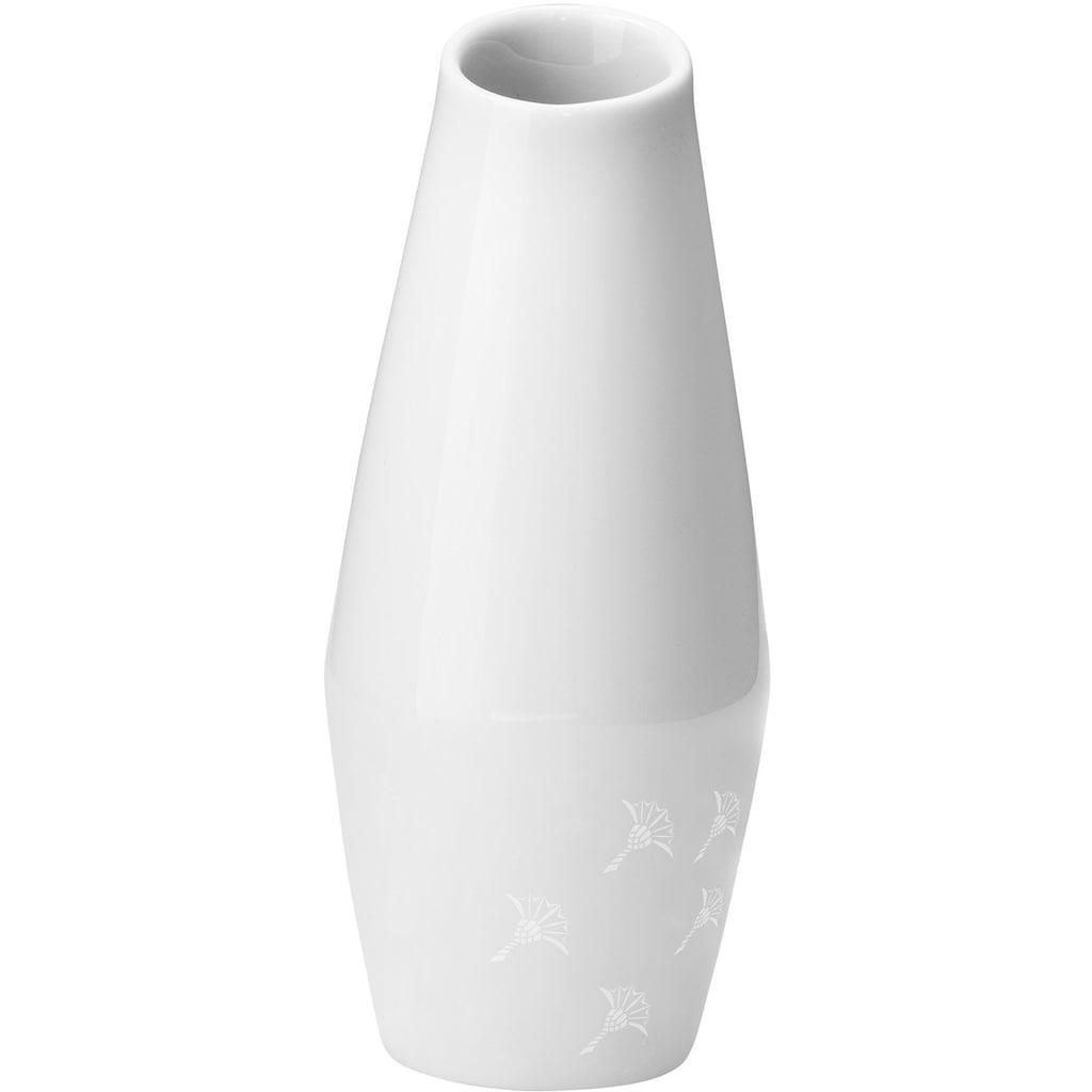 Joop! Karaffe »JOOP! FADED CORNFLOWER«, (1 tlg.), hochwertiges Porzellan mit Kornblumen-Verlauf als Dekor, nutzbar auch als Vase