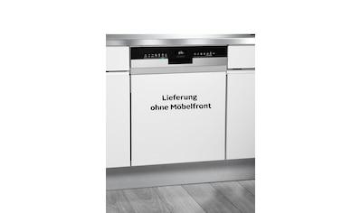 SIEMENS integrierbarer Geschirrspüler iQ300, 9,5 Liter, 13 Maßgedecke kaufen