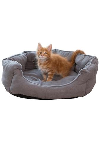 ABUKI Hundebett und Katzenbett »Linus«, BxL: 53x63 cm kaufen
