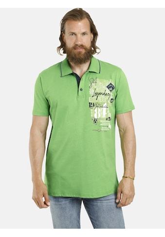 Jan Vanderstorm Poloshirt »NANFRED« kaufen