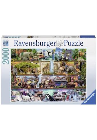 Ravensburger Puzzle »Aimee Stewart, Großartige Tierwelt«, Made in Germany, FSC® - schützt Wald - weltweit kaufen