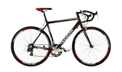 KS Cycling Rennrad »Euphoria«, 14 Gang Shimano Tourney Schaltwerk, Kettenschaltung kaufen