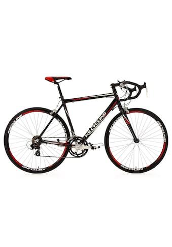 KS Cycling Rennrad »Euphoria«, 14 Gang, Shimano, Tourney Schaltwerk, Kettenschaltung kaufen