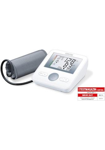 Sanitas Oberarm-Blutdruckmessgerät »BM 18«, Vollautomatische Blutdruck- und Pulsmessung am Oberarm kaufen