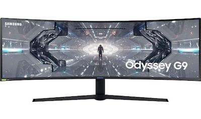 """Samsung Gaming-Monitor »C49G94TSSU«, 124 cm/49 """", 5120 x 1440 px, DQHD, 1 ms Reaktionszeit, 240 Hz kaufen"""