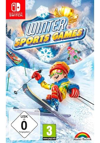 Markt+Technik Spiel »WINTER SPORTS GAMES«, Nintendo Switch, Software Pyramide kaufen