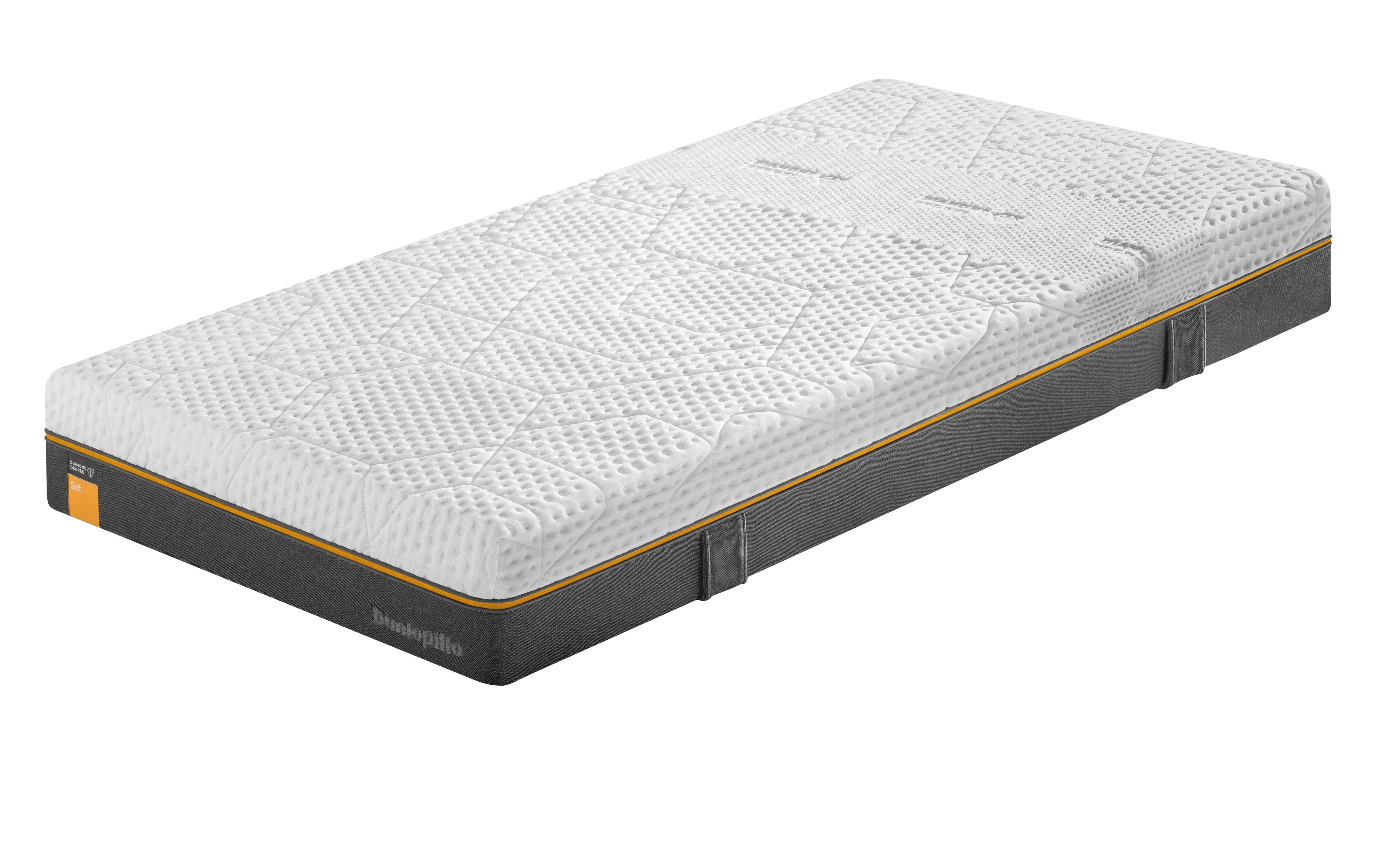 Kaltschaummatratze Diamond Degree Soft Dunlopillo 25 cm hoch