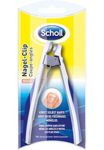 Scholl Nagelknipser »Scholl Nagel-Clip« kaufen