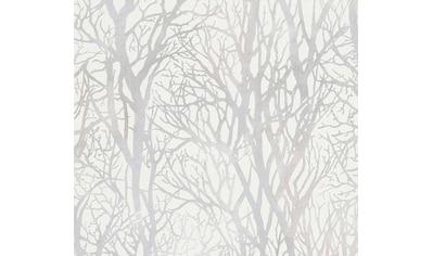 LIVINGWALLS Vliestapete »Life«, mit Waldmotiv kaufen