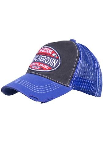 KingKerosin Trucker Cap »Hi-Octane«, im Used-Look kaufen