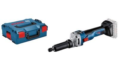 Bosch Professional Akku-Geradschleifer »GGS 18V-10 SLC Professional«, mit hoher Durchzugskraft kaufen