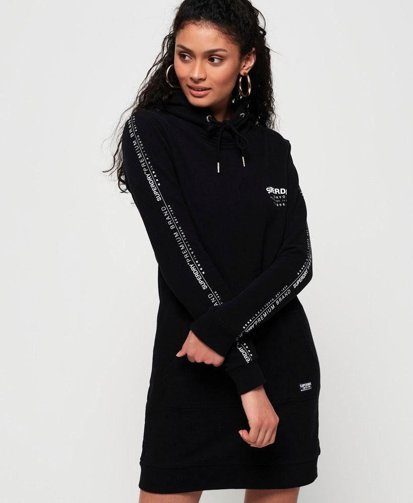 Superdry Sweatkleid SCANDI SPORT SWEAT DRESS