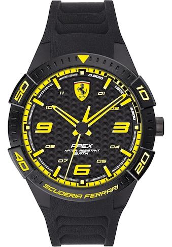Scuderia Ferrari Quarzuhr »APEX, 830663« kaufen