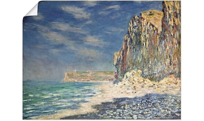 Artland Wandbild »Steilküste bei Fécamp« kaufen