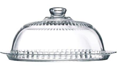 Luminarc Tortenplatte Glas, (Set, 1 Platte, 1 Glocke) kaufen