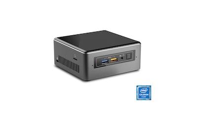CSL Mini PC   Celeron J3455   Intel HD 500   8 GB RAM   SSD »Intel NUC Celeron J3455 - 3 Windows 10« kaufen
