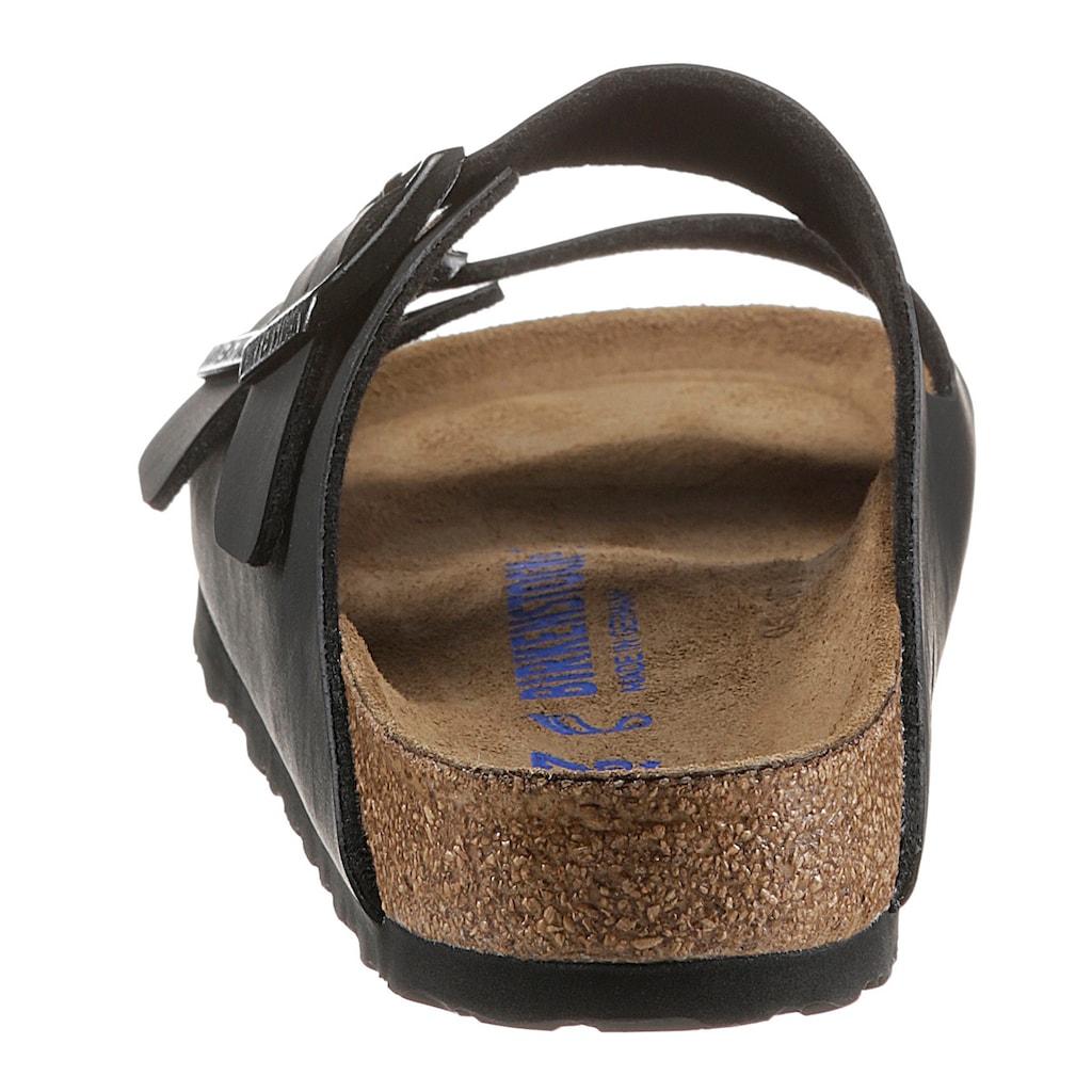 Birkenstock Pantolette »Ariona SFB«, für Strand- und Badeausflüge geeignet