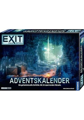 """Kosmos Adventskalender """"EXIT  -  Das Spiel: Die geheimnisvolle Eishöhle"""" kaufen"""