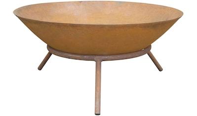 HOME DELUXE Feuerschale »Fire Bowl«, ØxH: 56x26 cm kaufen