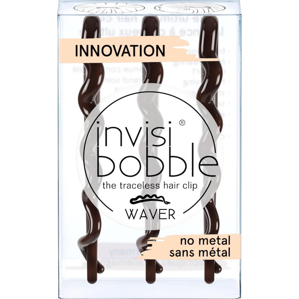 invisibobble Haarspange »WAVER«, Pretty Dark