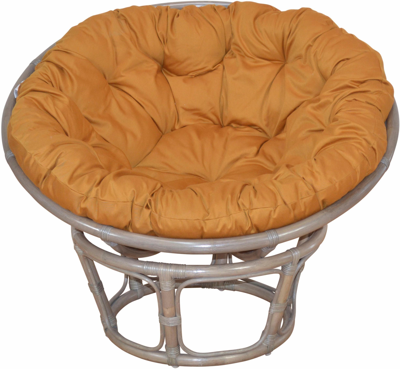 Home affaire Rattanstuhl Buse, aus handgeflochtenem Rattan grau Rattanstühle Stühle Sitzbänke