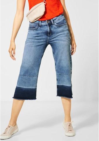 STREET ONE Weite Jeans kaufen
