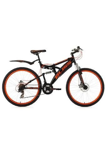 KS Cycling Mountainbike »Bliss«, 21 Gang Shimano Tourney Schaltwerk, Kettenschaltung kaufen