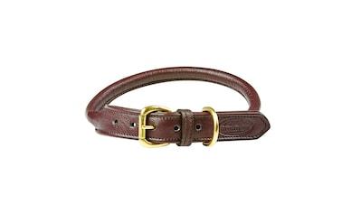 "WeatherBeeta Hunde - Halsband ""Roll Leder Hundehalsband"", Textil kaufen"