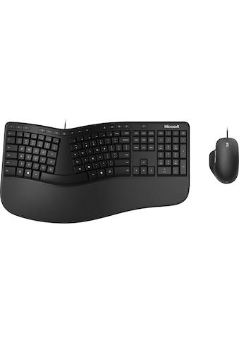 Microsoft »Ergonomic Desktop« Tastatur kaufen