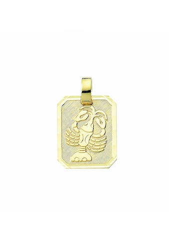 Adelia´s Kette mit Anhänger »333 Gold Sternzeichen Anhänger Krebs - Set mit... kaufen