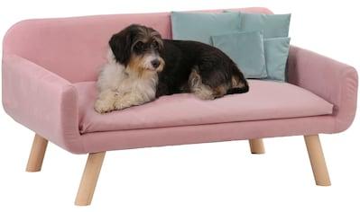 SILVIO DESIGN Hundesofa »Cora«, BxLxH: 103x60x50 cm kaufen