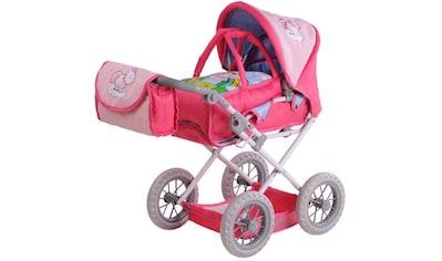 """Knorrtoys® Puppenwagen """"Nici, Theodor & Friends, Ruby"""" kaufen"""