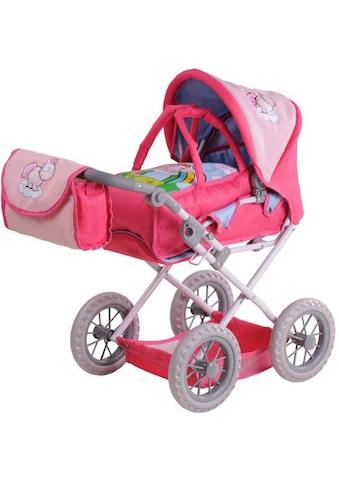 Knorrtoys® Puppenwagen »Nici, Theodor & Friends, Ruby« kaufen