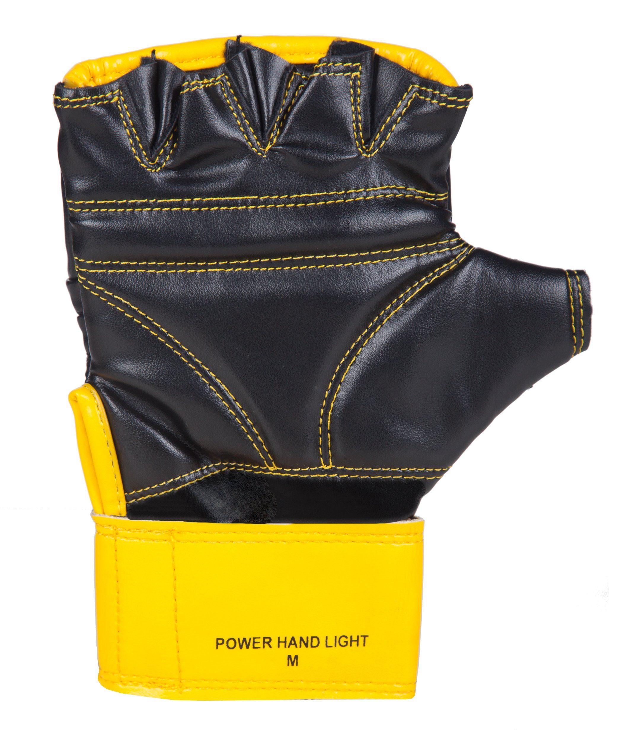Benlee Rocky Marciano Sandsackhandschuhe mit Fingerführung POWER HAND LIGHT | Accessoires > Handschuhe | Benlee Rocky Marciano