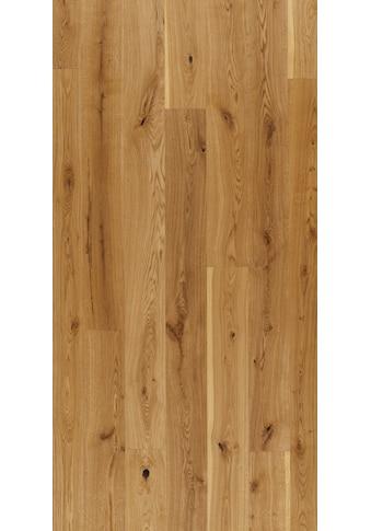 PARADOR Parkett »Basic Rustikal - Eiche gebürstet, geölt«, geoelt, 2200 x 185 mm,... kaufen