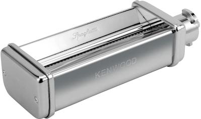 KENWOOD Nudelwalzenvorsatz Pasta - Schneidaufsatz Spaghetti KAX984ME, Zubehör für Kompatibel nur mit Easy - Fit - Adapter kaufen