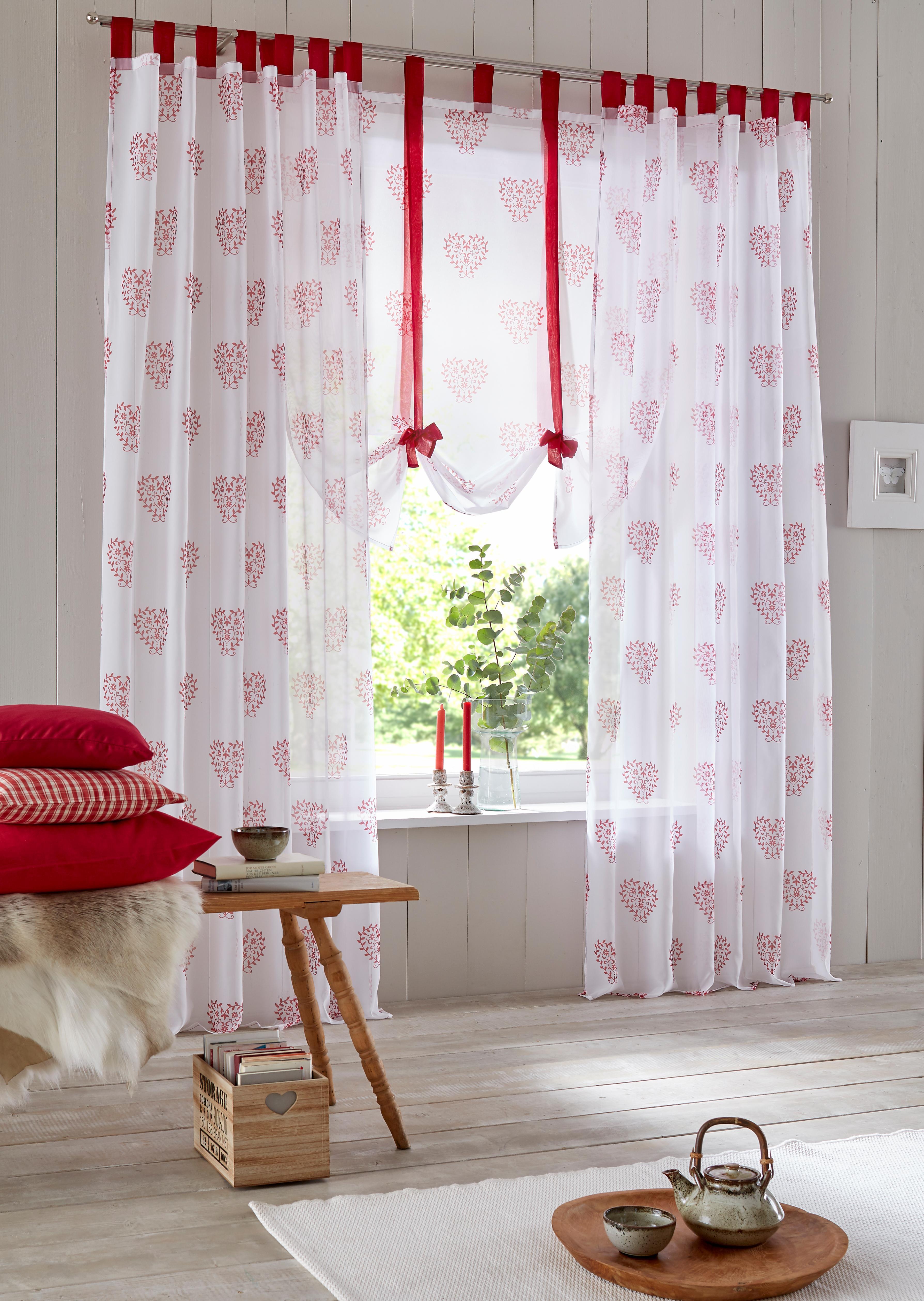 fadenvorhang mit schlaufen preisvergleich die besten angebote online kaufen. Black Bedroom Furniture Sets. Home Design Ideas