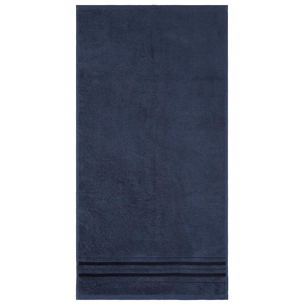 Leonique Handtuch Set »Clair«, mit glänzender Bordüre