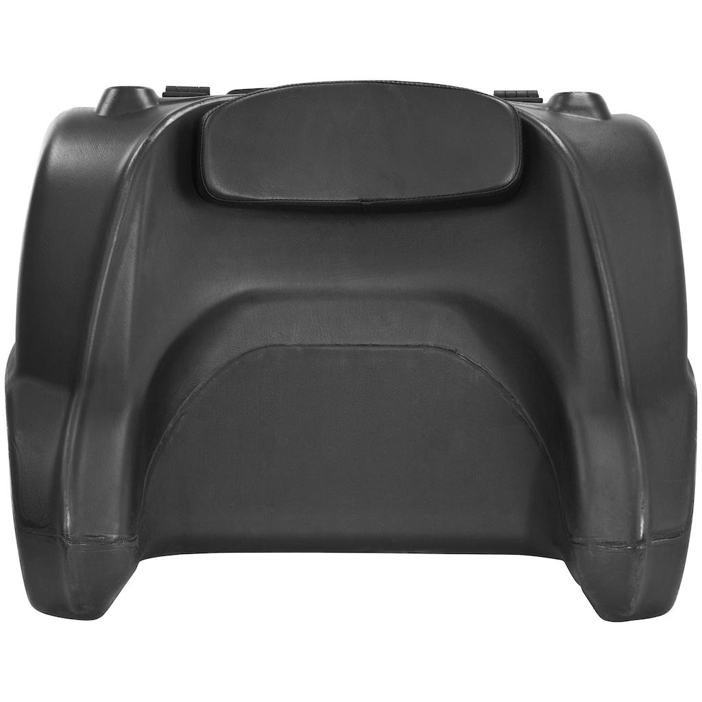 LUXXON Topcase »Transportbox XXL«, inkl. Wärmetasche