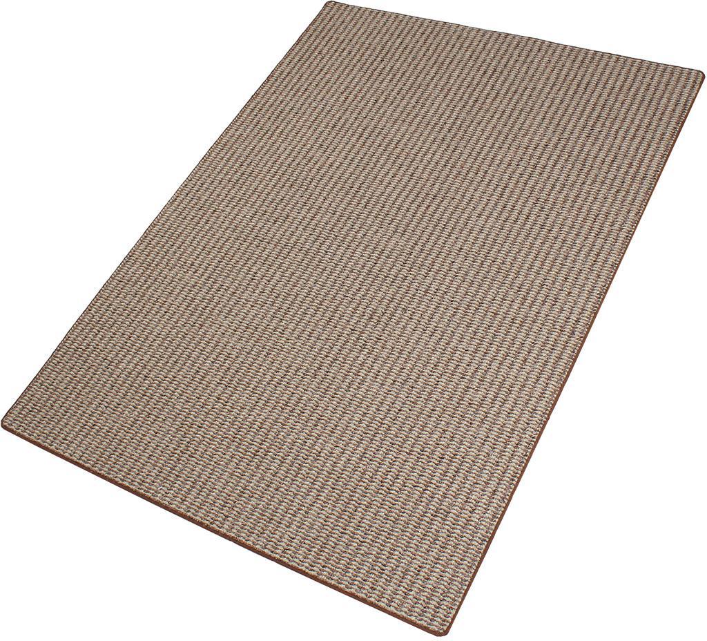 Teppich, »Matterhorn«, Living Line, rechteckig, Höhe 10 mm, maschinell gewebt | Heimtextilien > Teppiche > Sonstige-Teppiche | Braun | LIVING LINE