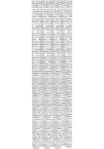 Feel of Nature Gardine »Knut«, HxB: 245x140, GOTS zertifiziert kaufen