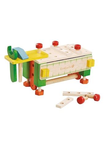 """EverEarth® Spiel - Werkzeugstation """"2 - in - 1 Werkzeugkasten und Werkbank"""" kaufen"""