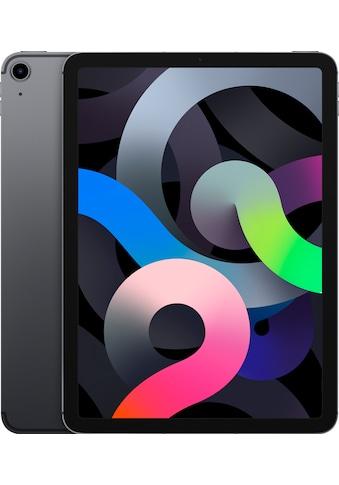 Apple »iPad Air (2020) Wi - Fi + Cellular 64GB« Tablet (10,9'', 64 GB, iPadOS, 4G (LTE)) kaufen