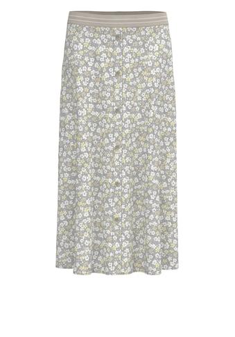 bianca A-Linien-Rock »KINA«, im floralen Minimal-Print mit modernen Details kaufen