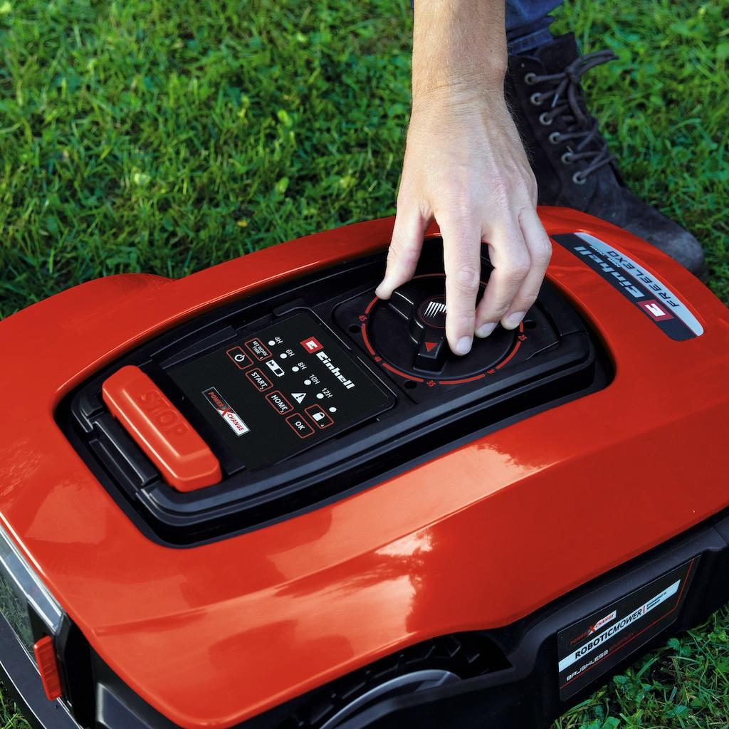 Einhell Rasenmähroboter »FREELEXO Kit«