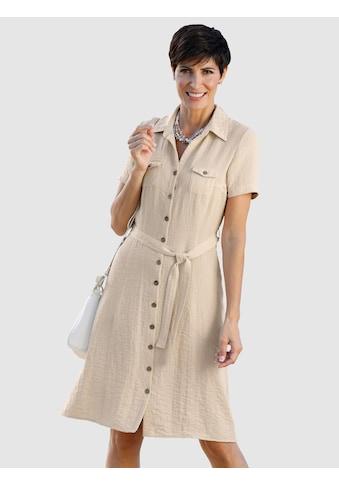 Paola Kleid im Safarilook kaufen