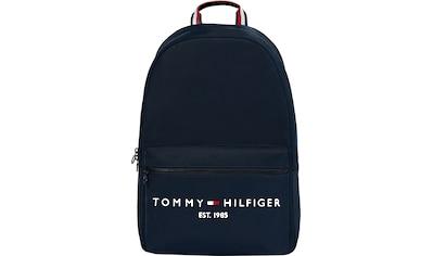 TOMMY HILFIGER Cityrucksack »Established«, in schlichter Optik kaufen