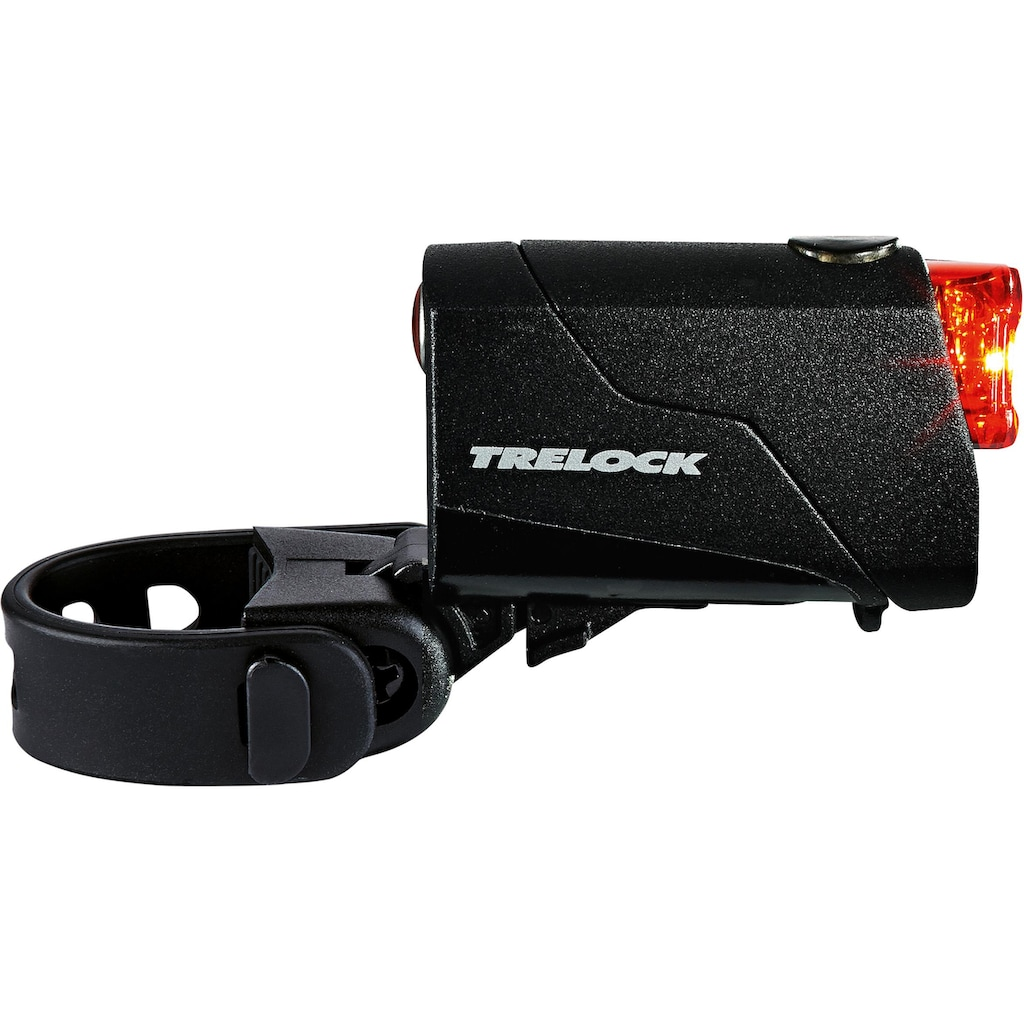 Trelock Fahrradbeleuchtung »LS760 I-GO VISION / LS720«, (Set, Front- und Rücklicht)